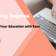 one sitting degree college - best